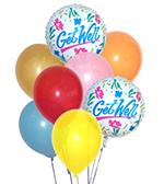 Get Well Balloon Bouquet